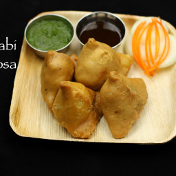 punjabi samosa recipe | aloo samosa recipe | samosa recipe