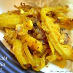 Punjabi Karela Sabzi Recipe