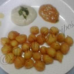 Punugulu Recipe With Dosa Batter