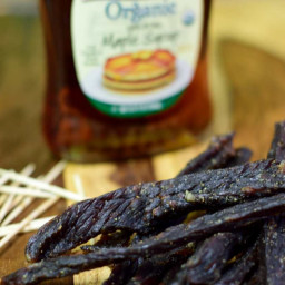 Pure Maple Syrup Jerky