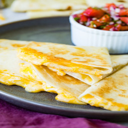 Quesadilla snack Low carb