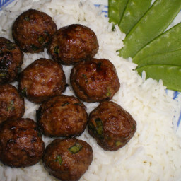 Quick & Easy Teriyaki Meatballs