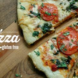 Quick and Delicious Gluten Free Pizza