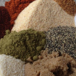 Quick and Easy Barbecue Rub