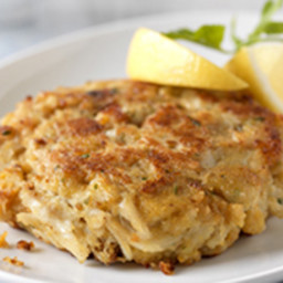 Quick and Easy Crab Cakes