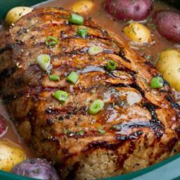 Quick and Easy Crock Pot Roast Beef Recipe