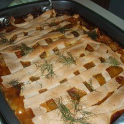 Quick and Easy Homemade Chicken Pot Pie