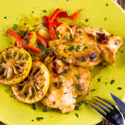 Quick and easy Lemon Chicken Recipe