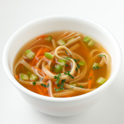 Quick and Easy Noodle Soup