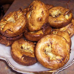 Quick and Easy Popovers