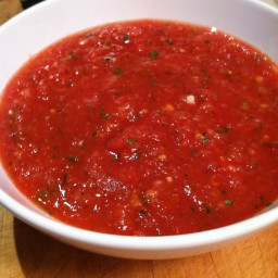 Quick and Easy Salsa