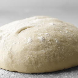Quick Basic Pizza Dough
