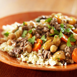 Quick Beef Tagine (3 Smart Points)