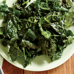 Quick Braised Kale