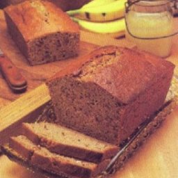 Quick Cake Mix Banana Bread