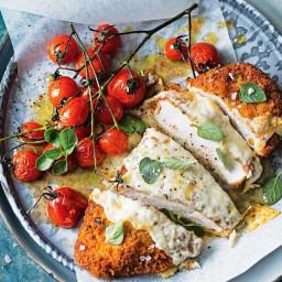 Quick chicken parmigiana