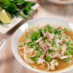 Quick Chicken Pho (pho gà nhanh) Recipe