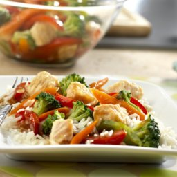 Quick Chicken Stir-Fry