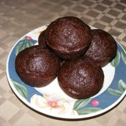 Quick Chocolate Cupcakes