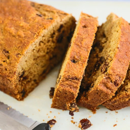 Quick Cinnamon-Raisin Bread