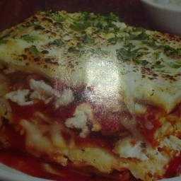 Quick, Creamy Chicken Lasagna