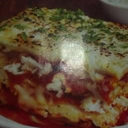 Quick, Creamy Chicken Lasagna