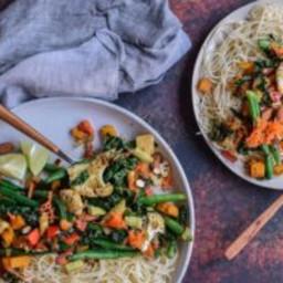Quick + Easy Vegetable Stir Fry