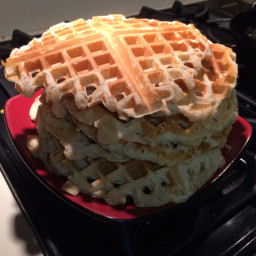Quick & Easy Yummy Belgian Waffles