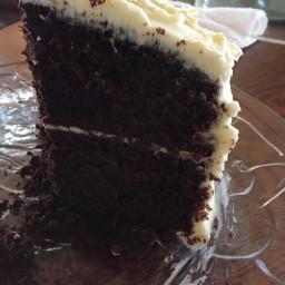 Quick Mix Devils Food Cake