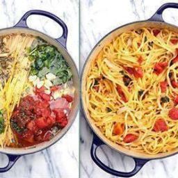 Quick n' Easy One Pot Pasta