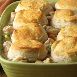 Quick & Tasty Chicken Pot Pie
