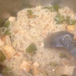Quick Tofu Stir Fry
