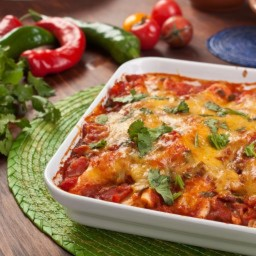 Quick and Delicious Chicken Enchiladas