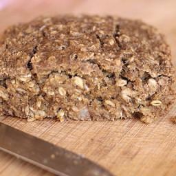 quickbread - Skinny Oatmeal Banana Bread