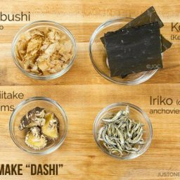 Quick Dashi Recipe (with Dashi Packet)