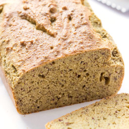 Quinoa Almond Flour Bread