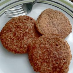 Quinoa and Bac'Un Breakfast Cakes