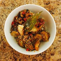 Quinoa Jambalaya with Shrimp and Chicken Sausage