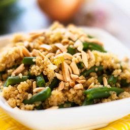 Quinoa Pilaf Amandine