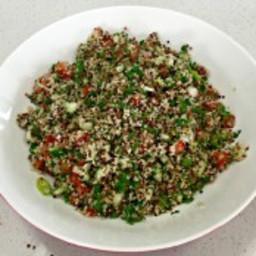 Quinoa Tabouli, Tabbouleh, Tabbouli
