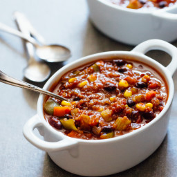 Quinoa Vegan Chili