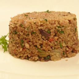 Quinoa With Walnuts