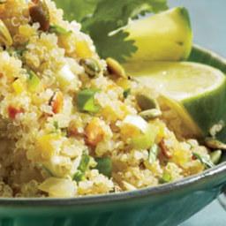 Quinoa with Latin Flavors