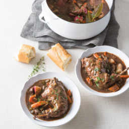 Rabbit and Vegetable Stew