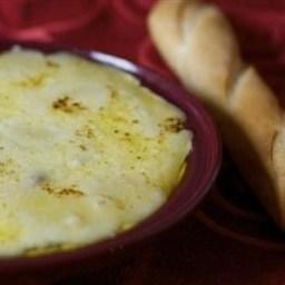 Rachel's Crockpot Seafood Cheese Dip