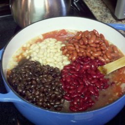 Rachel's Godiva Chili