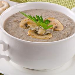 Racines (Very Secret!) Cream of Mushroom Soup