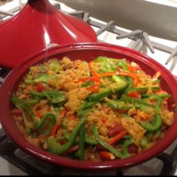 Radia's Lamb with Rice