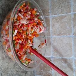 Radish Summer Salad