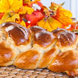 Raisin Egg Bread
